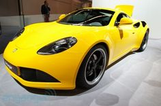 Artega SE electric supercar is coming to the US, we go eyes-on