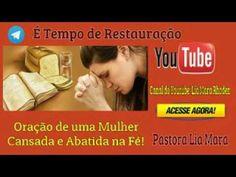 Oração de uma mulher cansada e abatida na fé!