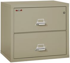 Elegant Fireproof Lateral File Cabinet