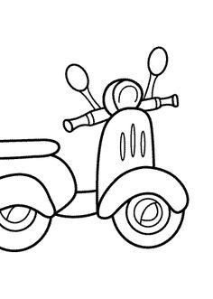 Contoh Gambar Mewarnai Mobil Balap Car Pinterest Projects To