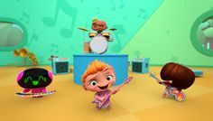 Mini Beat Power Rockers estreia no Discovery Kids - Passeios Kids Rockers, Pow, Rock And Roll, Discovery, Beats, Baby Kids, Disney, Alice, Cupcakes