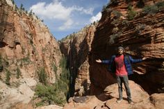 Solo Adventures Galore...Octobers adventure took me back to Zion's National Park for the third time this year. #modernoutdoorsman #campvibes