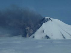Smoke pours from the erupting Pavlof Volcano on the Alaska Peninsula, 590 miles kms) southwest of Anchorage, in this picture from the Alaska Department of Fish and Game taken May REUTERS/Paul Horn/Alaska Department of Fish and Game/Handout via Reuters Native American Proverb, Juneau Alaska, Alaska Usa, Active Volcano, Extreme Weather, Air Travel, Top Photo, Science And Nature, That Way