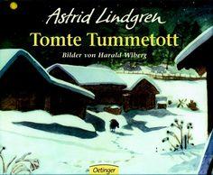 Tomte Tummetott von Astrid Lindgren | Rezension von der Buchhexe