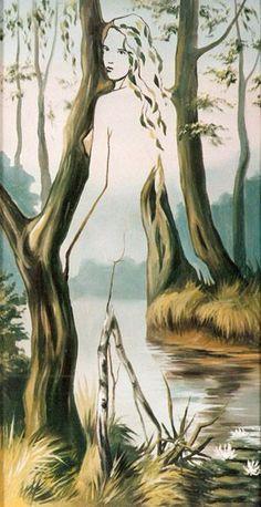 Oleg Shuplyak's illusory paintings.  It took me a minute to see it.