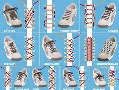 sznurowanie butów