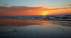 The sun appears so far away yet the magical colors it brings to the ocean and sky are so mesmerizing while walking the beach at Kiawah Island, South Carolina. Beautiful Forest, Bird Watching, Far Away, Wood Print, Art For Sale, South Carolina, Sunrise, Framed Prints, Ocean