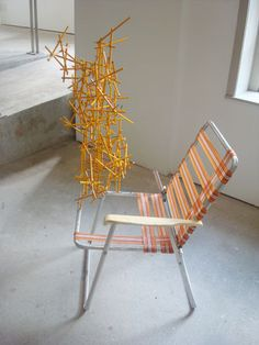 Never Mind The Pollocks is an evolving touring exhibition of male contemporary artists from/based in New Zealand. Outdoor Chairs, Outdoor Furniture, Outdoor Decor, Contemporary Artists, Mindfulness, Park, Home Decor, Decoration Home, Room Decor