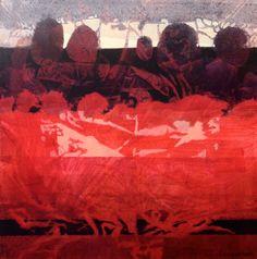 Judith Bergerson acrylic
