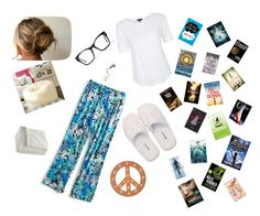 """""""Saturday Morning"""" by pandaeee ❤ liked on Polyvore featuring Vera Bradley, Topshop, GANT, Spitfire, PBteen, Martha Stewart, Christofle and Dot & Bo"""