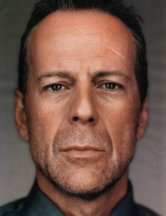 """Bruce Willis- my all time crush since """"Moonlighting"""""""