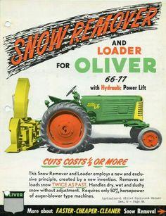 390 Oliver Farm Tractors Ideas Tractors Farm Tractor Oliver Tractors