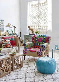 83 Beautiful Modern Boho Living Room Moroccan Style Tips modernboho boholivingro… – Indian Living Rooms Boho Chic Living Room, Living Room Decor, Bedroom Decor, Bohemian Living, Indian Living Rooms, Colourful Living Room, Indian Home Decor, Home And Deco, Home Decor Styles