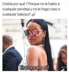 Me gusta ser así por que así soy pero amo a los chicos siganme en CHICO MISTERIOSO Funny Spanish Memes, Spanish Humor, Real Talk Quotes, Fact Quotes, Wtf Funny, Funny Memes, Instagram Captions For Selfies, Mexican Humor, Humor Mexicano