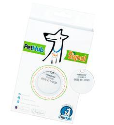 Pet Hub Pet Name Tags