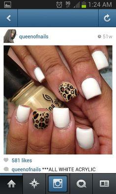 Like the cheetah print and length