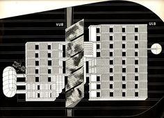 Nizzoli Associates. Casabella 349 1970: 11 | RNDRD