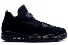 http://www.airjordan2u.com/new-air-jordan-4-black-cat.html NEW AIR JORDAN 4 BLACK CAT Only $86.15 , Free Shipping!