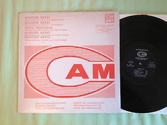 popsike.com - SPANISH MOOG A. Santisteban ITALY CAM Library LP 1975 synth funk latin vg++ nm - auction details