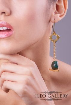 African Turquoise  Collection: Inside the Beauty Ileo Gallery