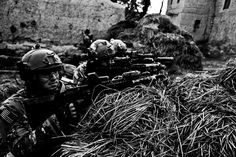 Rangers from 1st Battalion, 75th Ranger Regiment, secure a compound during the capture of a high value target in Paktiya Province, Afghanistan, April 17, 2013. (U.S. Army photo image by Spc. Codie M. Mendenhall)Rangers Lead The Way! Source-facebook 75th Ranger Regiment.