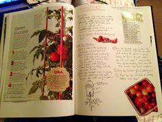 Make your own garden journal!