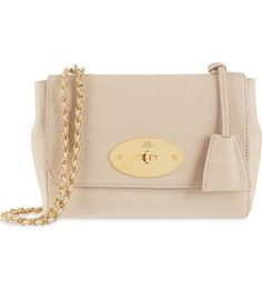 e95013e21d MULBERRY Lily grained leather shoulder bag