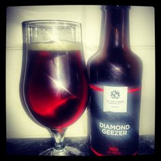 By The Horns Diamond Geezer Beer 101, Types Of Craft, Craft Beer, Horns, Red Wine, Alcoholic Drinks, London, Diamond, Glass