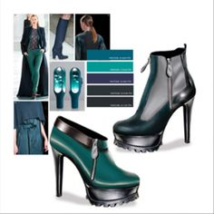 the latest womens shoe trends for 2014 | Shoes Trend Book AW 2014/2015 - Accessoires/shoes - Styling ...