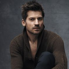 Game of Thrones Bad Boy Nikolaj Coster-Waldau Is Actually Really Nice in Real Life  #InStyle