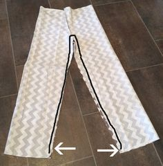 I made 5 pairs of pajama pants in one afternoon last week! Can you believe that? What you need: 2-3 yards of flannel fabric 1/2 inch elastic (measured to your waist size) pattern (found below) or… use your own by simply folding your favorite pj pants as shown and using them as a pattern. Here's my homemade pattern, it's in a PDFformat and it's 8 pages… Here's each printable page: pj pattern 1a pj pattern 2a pj pattern 3a pj pattern 4 pj pattern 5 pj pattern 6 pj pattern 7 pj pattern 8 I…