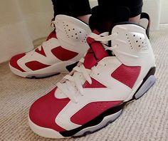 new products a674e 58e72 Jordan VI s Carmine s Michael Jordan Sneakers, Air Jordan Shoes, Jordan 15, Jordan  Retro