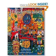 Hundertwasser is my favorite artist.