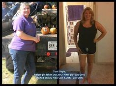 Torri's Weightloss Testimony Read it HERE>> https://www.facebook.com/ashleyluperstults WATCH THIS VIDEO ABOUT SKINNY FIBER HERE> http://TheSkinnyCowgirl.sbcnewresolution.com