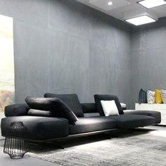 MOD온라인가구브랜드.백화점.홈쇼핑도매전문,하이모던침대.소파.주문제작 전문몰.이태리디자인전문제작 Sofa Design, Interior Design, Best Sofa, My Living Room, Metal Working, Man Cave, Sofas, Upholstery, Dining Table