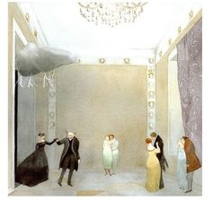 Lisbeth Zwerger's Illustrations for 'Swan Lake' - Book Artists and Their Illustrations - Quora