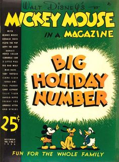 Cover for Mickey Mouse Magazine (Western, 1935 series) #v2#3 [15]