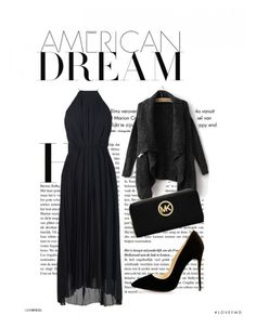 """""""Untitled #34"""" by amina-haskic ❤ liked on Polyvore featuring moda, TIBI y MICHAEL Michael Kors"""