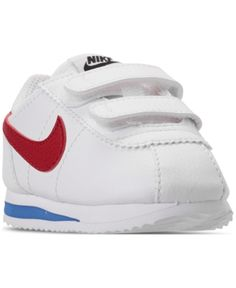 af9c5386da4 Nike Toddler Boys  Cortez Basic Sl Casual Sneakers from Finish Line - White  10 Casual