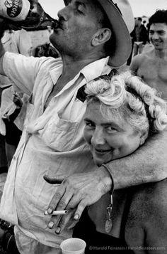 "© Harold Feinstein - ""Coney Island 1940s-50s"""