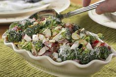 Broccoli Pepper Salad   EverydayDiabeticRecipes.com