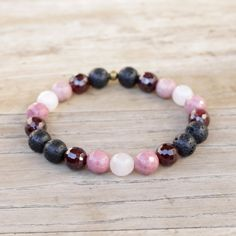 Aromatherapy 'Love' Bracelet