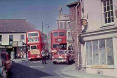 Blue St. Carmarthen. Historian, Welsh, Homeland, Roads, Places, 1960s, Pdf, Memories, Blue