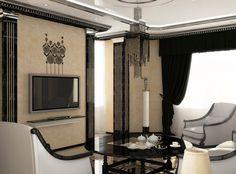 50 вариантов интерьера гостинной - Сундук идей для вашего дома - интерьеры, дома, дизайнерские вещи для дома