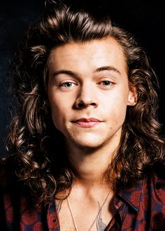 Harry Styles and I literally have the same hair. I take it upon myself to keep his long locks alive through mine.
