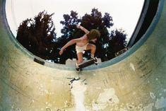 He Shreds this Pool-1977 - Photo : Hugh Holland