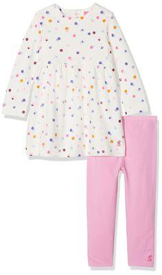 *BNWT* Joules Baby Girls Minnie Denim Blue Leggings Soft Warm Stretchy Cosy