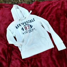 Boys hoodie Aeropostale Aeropostale extra small mens new wear only once smoke-free pet-free home no stains great shape. It would fix a boy size XL Aeropostale Shirts & Tops Sweatshirts & Hoodies