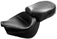 #MustangSeats Two-Piece Vintage Wide Touring Seat - Honda VT750 Ace (98 - 03) #motorcycle