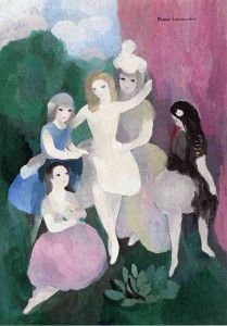 Young Dancers - Marie Laurencin - The Athenaeum